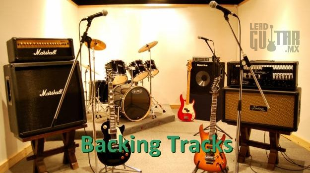 Backing tracks header