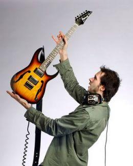 Ejercicios de shred guitarra