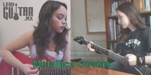 2 Girls covers de Metallica image