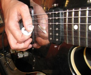 sweep picking para principiantes pua