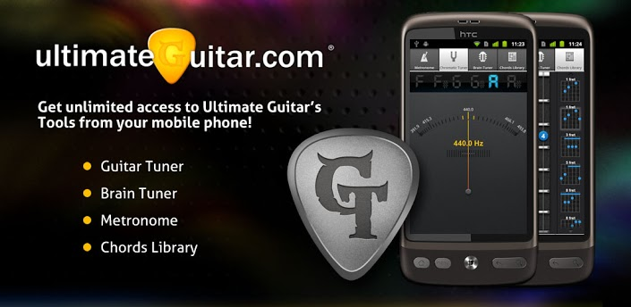 Ultimate Guitar Tools 1.1.6 apk image