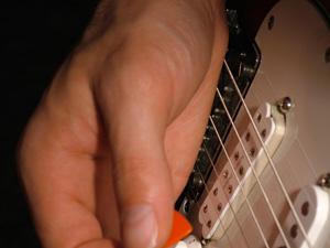 Paul Gilbert Técnicas de Muting en la guitarra image
