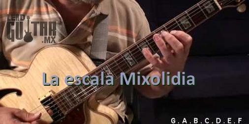La escala mixolidia, qué es y para qué sirve? image