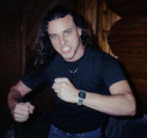 Chuck Schuldiner Guitarrista Lider