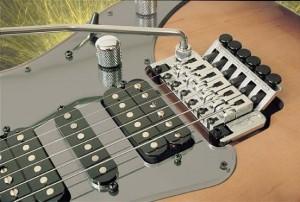 cómo cambiar las cuerdas a la guitarra con floyd rose
