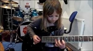 Canciones fáciles para guitarra eléctrica