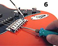 Como octavar una guitarra