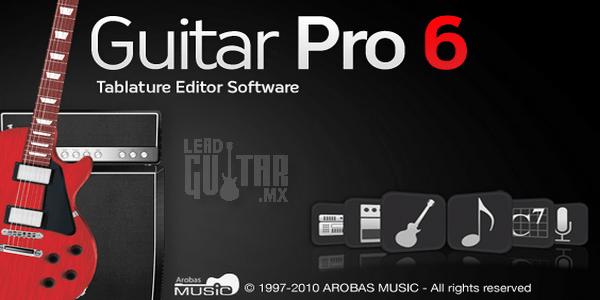 Guitar pro 6 en español