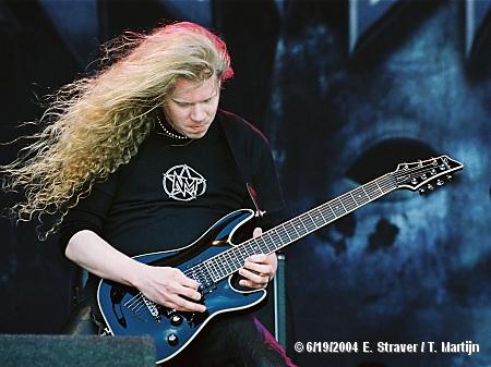 Arch Enemy nuevo guitarrista
