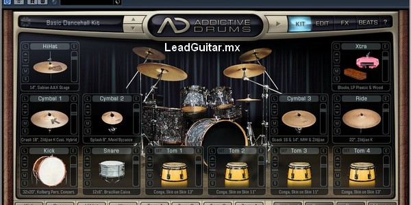 Addictive Drums + Update 1.5.2 [MEGA] image