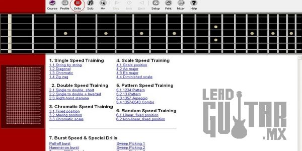 Guitar Speed Trainer v2.3.8.4 [MEGA]