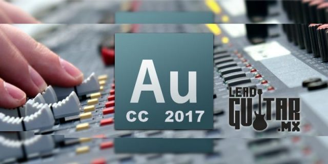 Adobe Audition CC 2017 MEGA Descarga