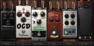 Amplitube 4 MEGA pedales guitarra emulador