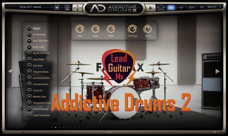 Addictive Drums 2 (2018) MEGA download image