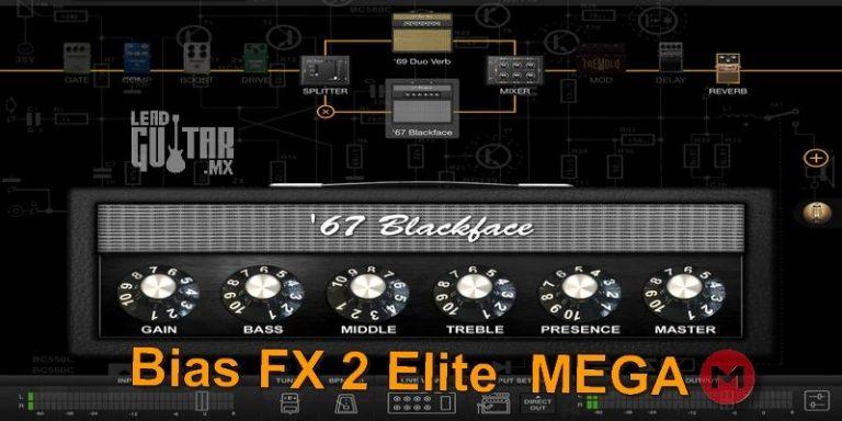 ▷ Bias FX 2 Elite 2 0 1 32/64 bits | Mega Gratis