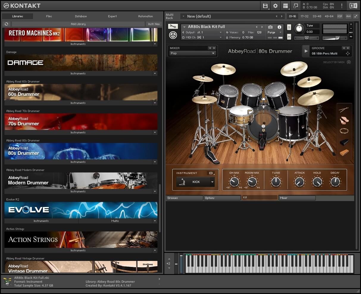 Native Instruments Kontakt 6.6 ⚡ MEGA Full Download